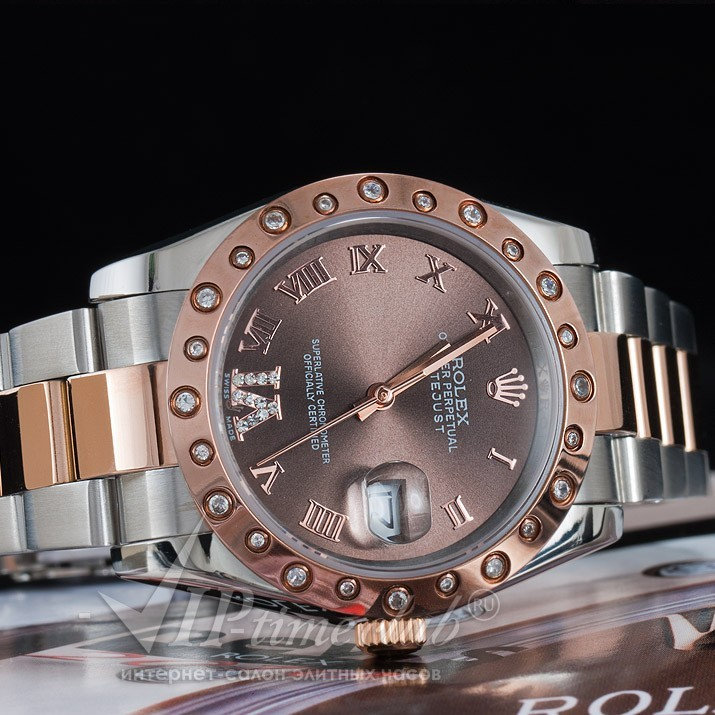 Oyster Perpetual Datejust Lady от Rolex  № 225.33