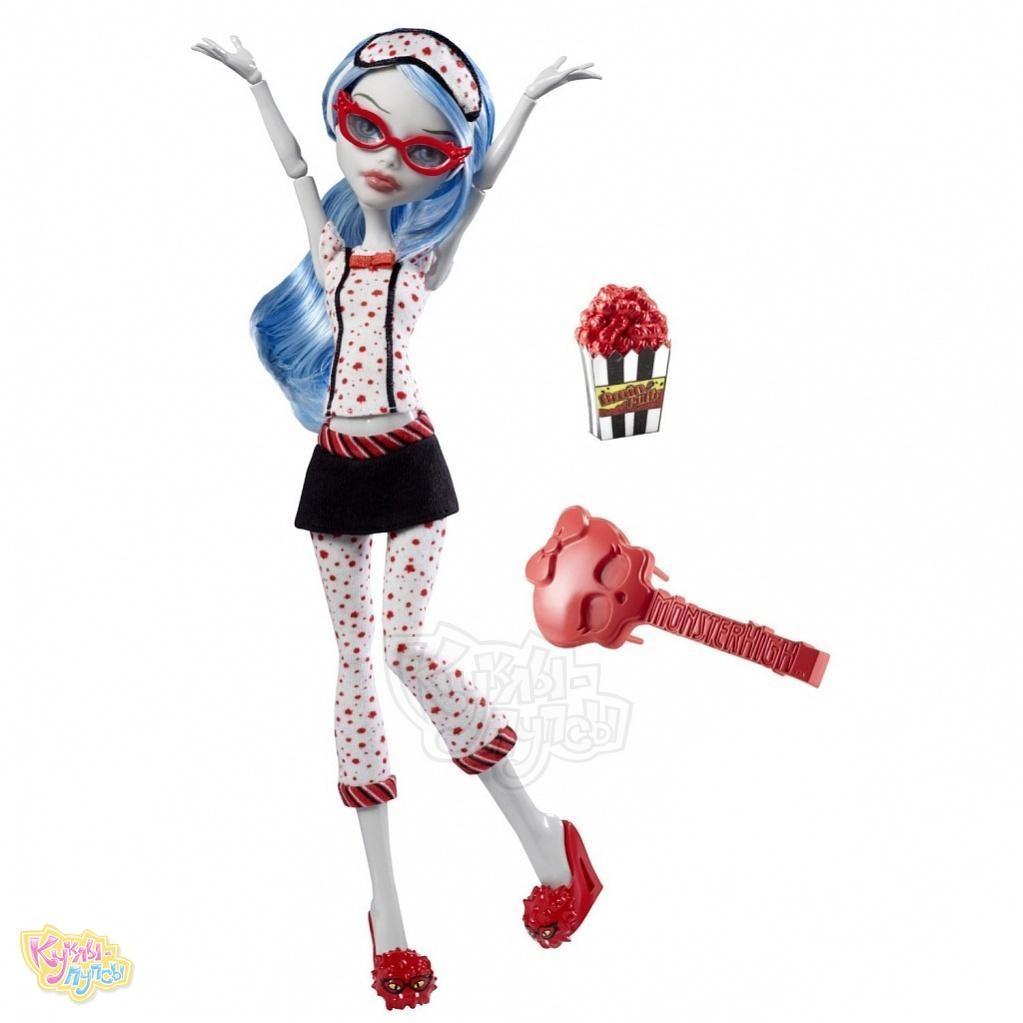 Кукла Гулия Йелпс из Школы Монстров