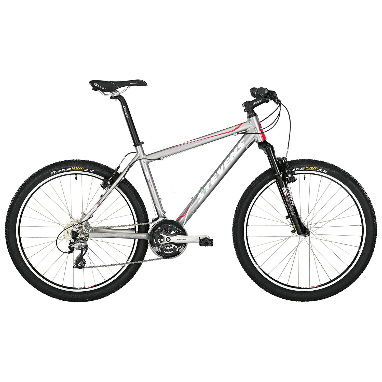 Велосипед Stevens S3 Velvet Silvergrey 20