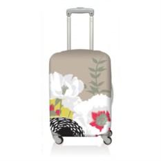 Чехол для чемодана LOQI Prima Dahlia