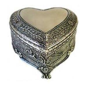 Шкатулка «Сердечко»
