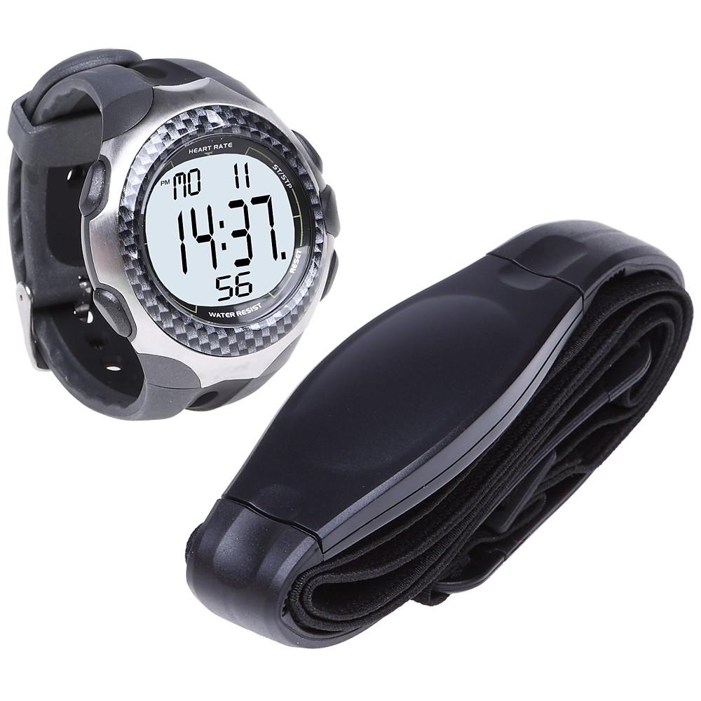 Спортивные часы с монитором сердечного ритма HRM