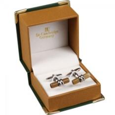 Подарочные запонки Wine cork