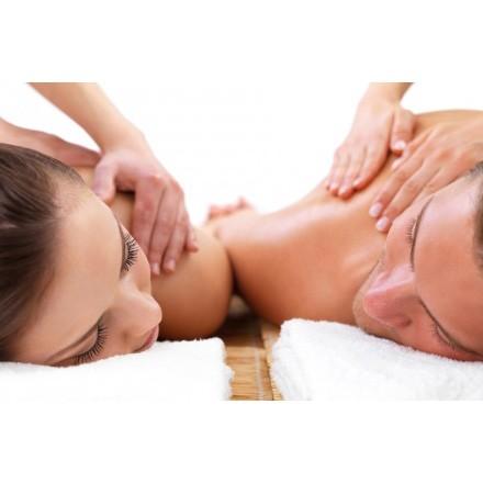Сертификат Экзотический массаж для двоих