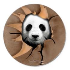 Коврик для мышки Панда