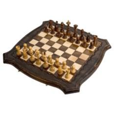 Резные шахматы и нарды