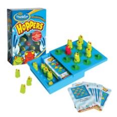 Игра-головоломка Лягушки-непоседы