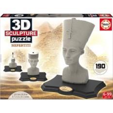 3D пазл Educa Нефертити