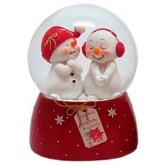 Фигурки Музыкальные снеговики