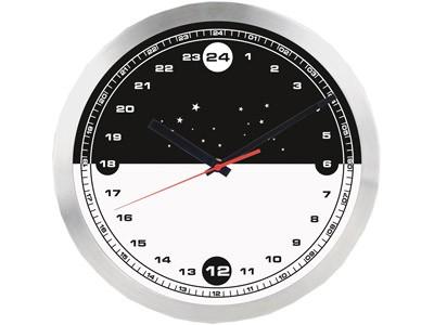 Часы настенные «День-ночь»
