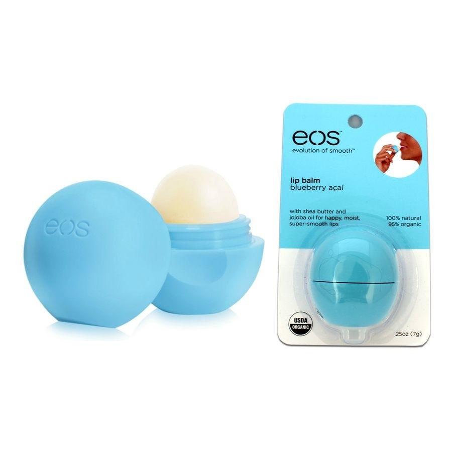 Бальзам для губ Eos Blueberry Acai Черника-асаи