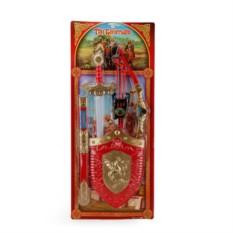 Детский игровой набор Три богатыря