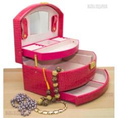 Шкатулка для украшений и косметики Malin