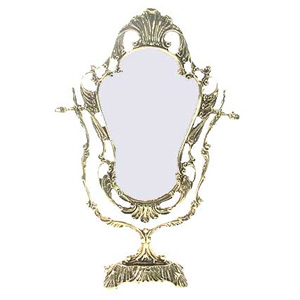 Зеркало бронзовое