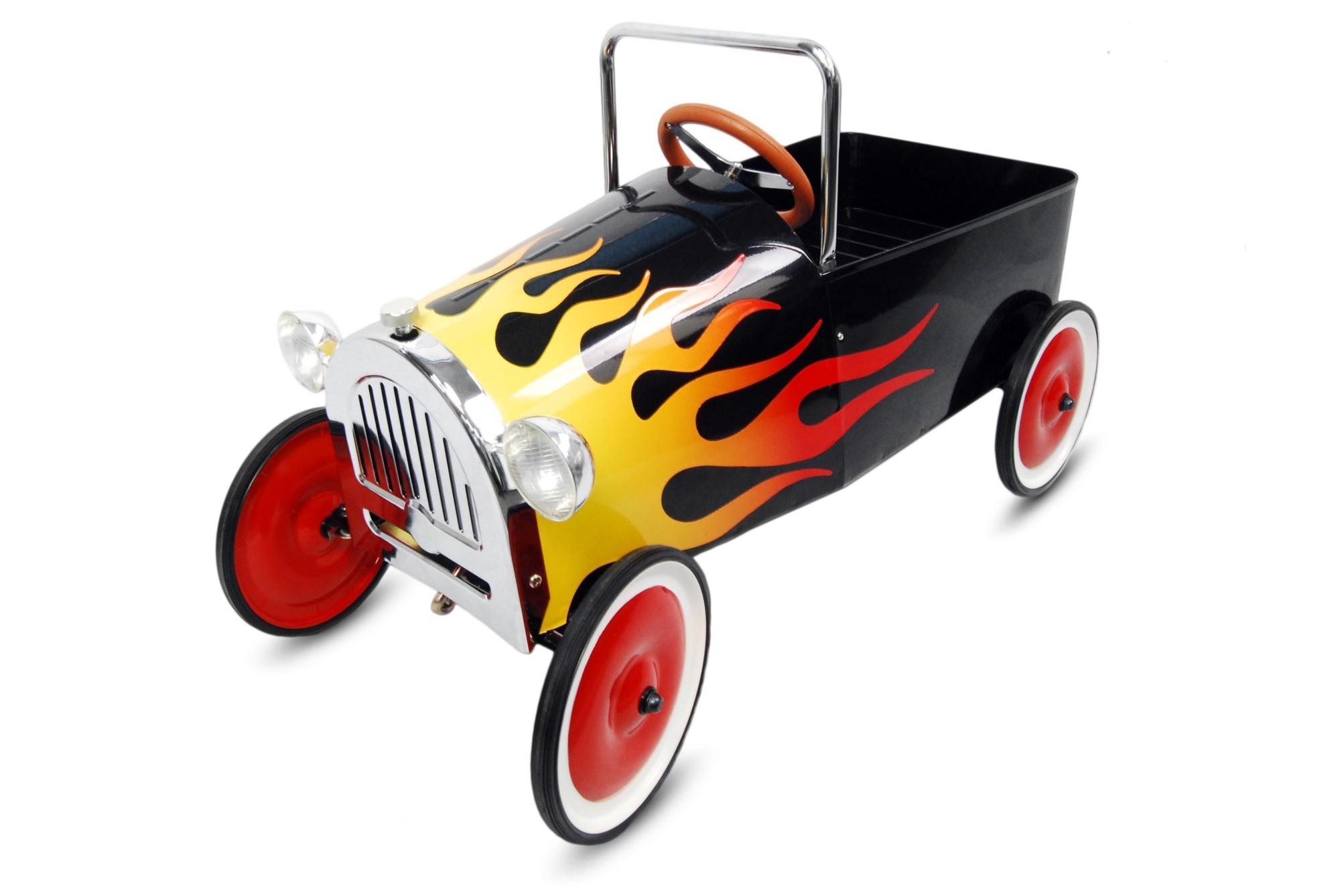 Детская педальная машинка TVL Speed