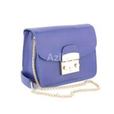 Сиреневая женская сумка Furla