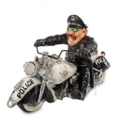Фигурка ''Полицейский байкер''