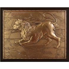 Малое панно Лев
