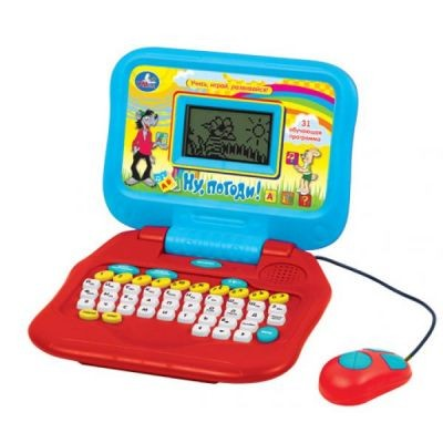 Компьютер обучающий Ну погоди