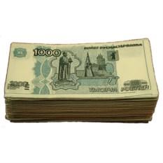 Салфетки 1000 рублей