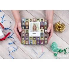 Фотонабор конфет ручной работы «Душа компании»