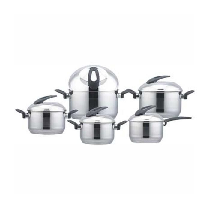 Набор посуды Bekker BK-2573 Premium из 10 предметов