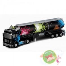 Радиоуправляемый грузовик с прицепом QY0202C