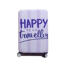 Чехол для чемодана Happy to Be Traveller