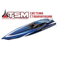 Радиоуправляемая модель катера TRAXXAS Spartan tsm