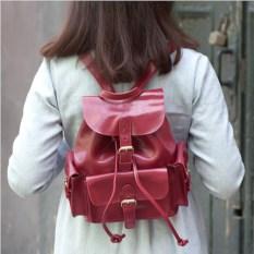 Рюкзак Клапан (красный)
