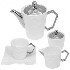 Чайный сервиз «Авангард» (15 предметов)