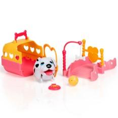 Игровой набор Chubby Puppies Детская площадка