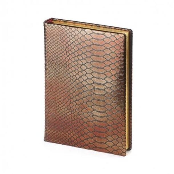 Полудатированный ежедневник Strada бронзового цвета