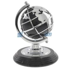Глобус на мраморной подставке
