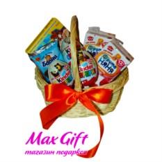 Подарочная корзина Детская радость
