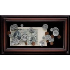 Настенное панно Монеты Екатерина II