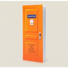 Блокнот-дверь Библиотека