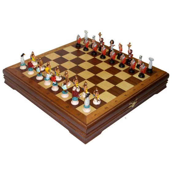 Шахматы «Галлы и римляне»