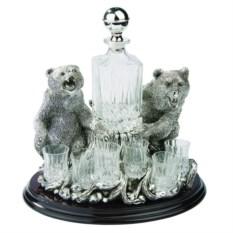Эксклюзивный питейный набор Медвежий