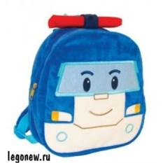 Плюшевый рюкзак Gulliver Поли