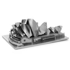 3D-пазл из металла СИДНЕЙСКАЯ ОПЕРА