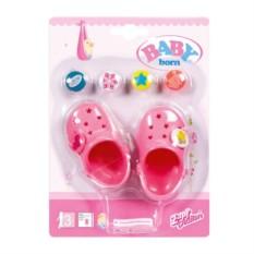 Обувь для куклы Zapf Creation Baby born