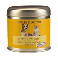 Ароматическая свеча Против запаха домашних животных