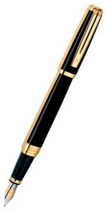 Перьевая ручка Waterman Exception Night & Day, позолота