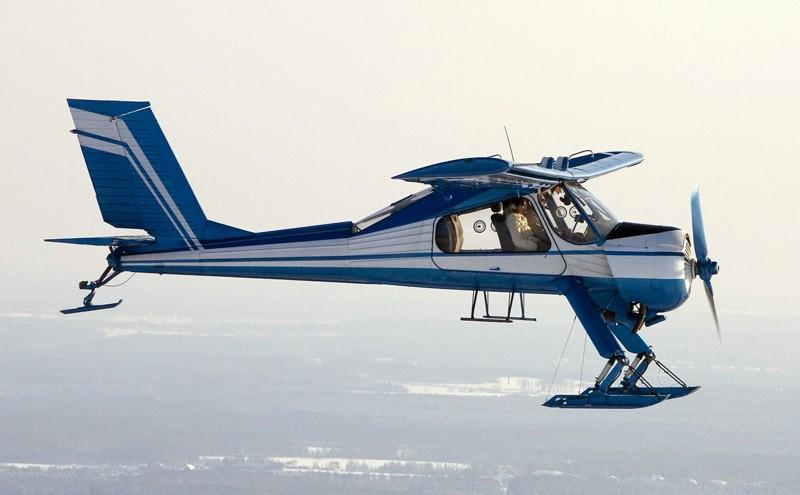 Урок пилотирования самолета Вильга-35М
