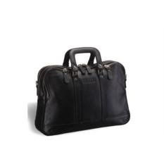 Деловая черная сумка в ретро-стиле Pasadena