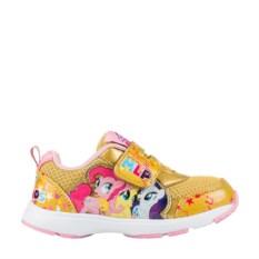 Светло-золотые кроссовки My Little Pony
