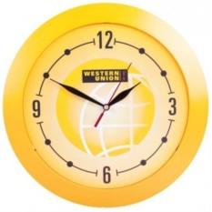 Настенные часы Vivid Large (цвет — желтый)