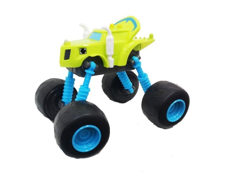 Машинка-трансформер Зэг