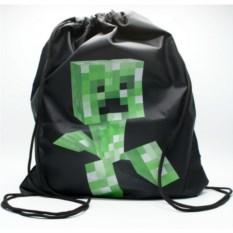 Мешок для обуви Minecraft Крипер